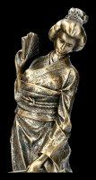 Geisha Figurine - Mizumi