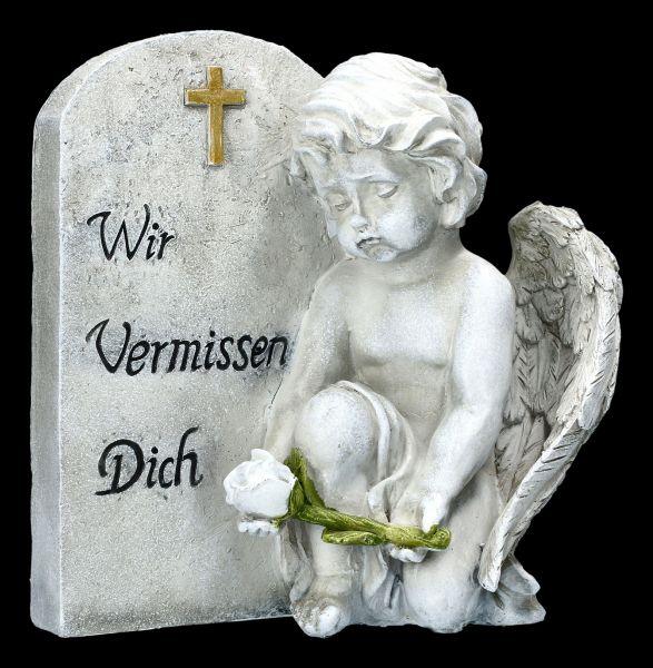 Graveyard Angel Figure - We miss you