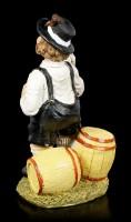 Bavarian Brewer Figurine