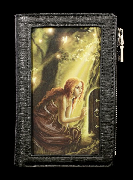 3D Wallet with Fairy - Doorway