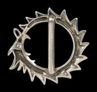 Alchemy Gothic Gürtelschnalle - Jormungand