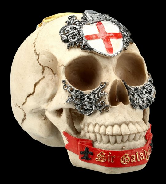 Skull Knights of the Round Table - Sir Galahad
