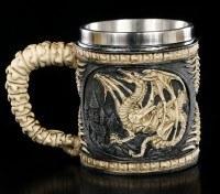 Tankard - Dragon Skeleton