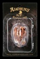 Alchemy Drache auf Schädel - klein