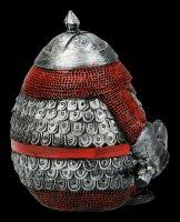 Funny Knight Figurine - Sir Round