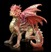 Dragon Figurines Set of 3 - Scaled Squad