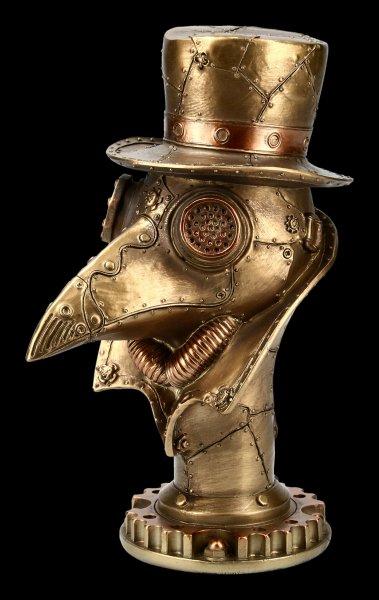 Steampunk Pest Arzt Büste - Beaky