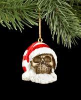 Christmas Tree Decorations - Skull Santa Claus