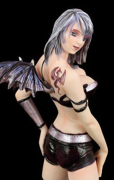 Sexy Dark Angel Figur - Lea