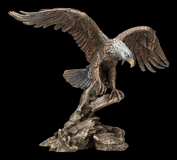 Large Eagle Figurine