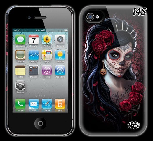 Fantasy Hardcase - Day Of The Dead
