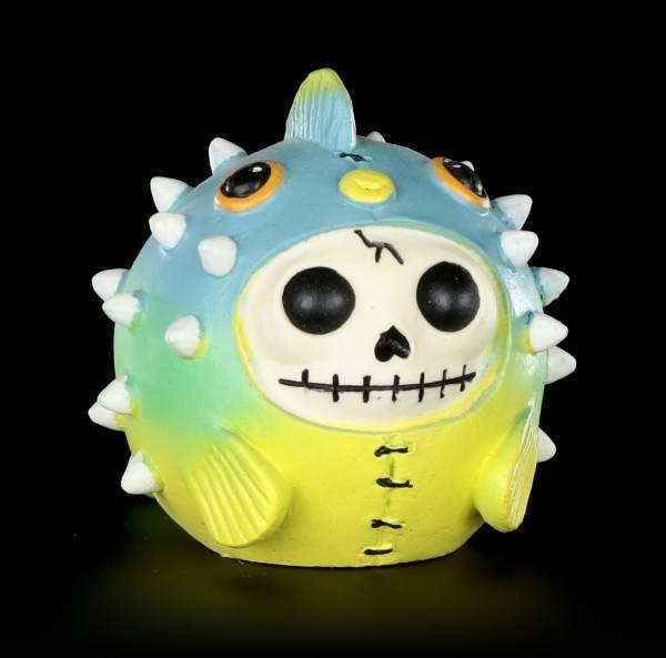 Furry Bones Figurine - Puffington