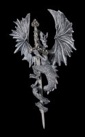 Dragon Letter Opener - Wall Plaque