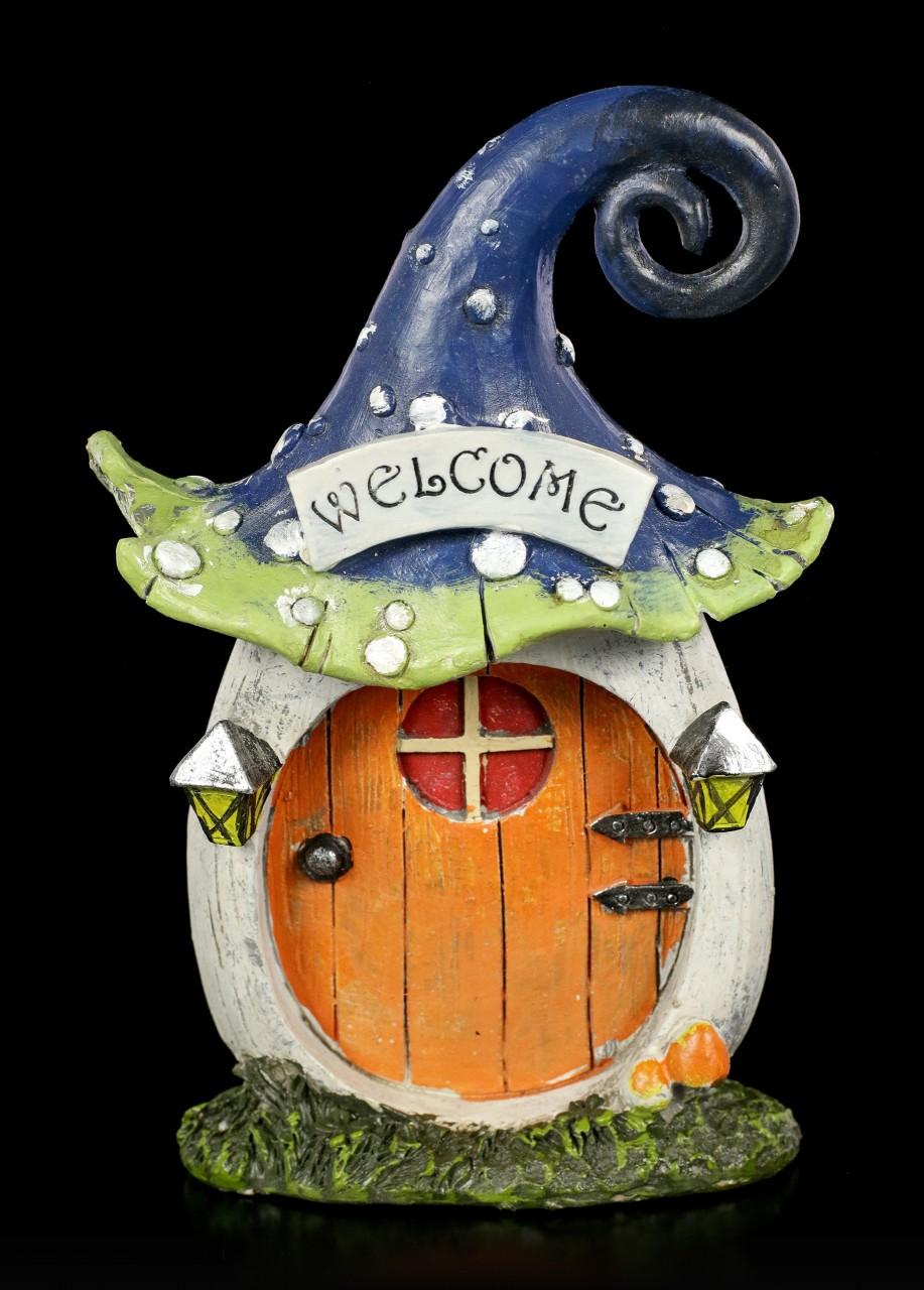 Fairy Door - Magic Toadstool