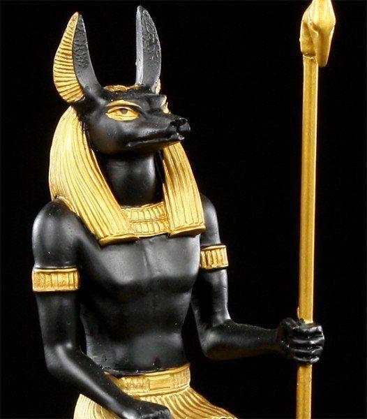 ägyptischer Gott