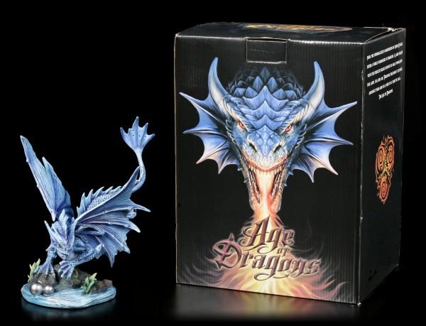 Adult Water Dragon Figurine