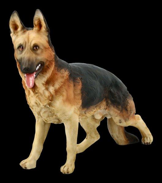 Dog Figurine - German Shepherd