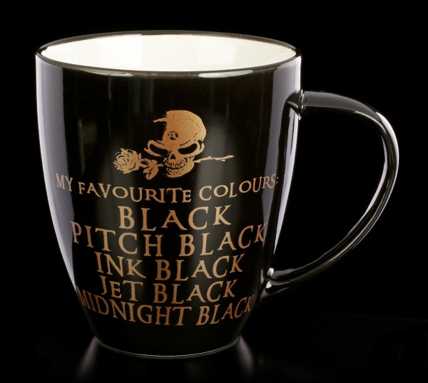 Alchemy Gothic Mug - My Favourite Colors