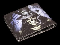 Herren Geldbörse Skelett Rocker - Play Dead