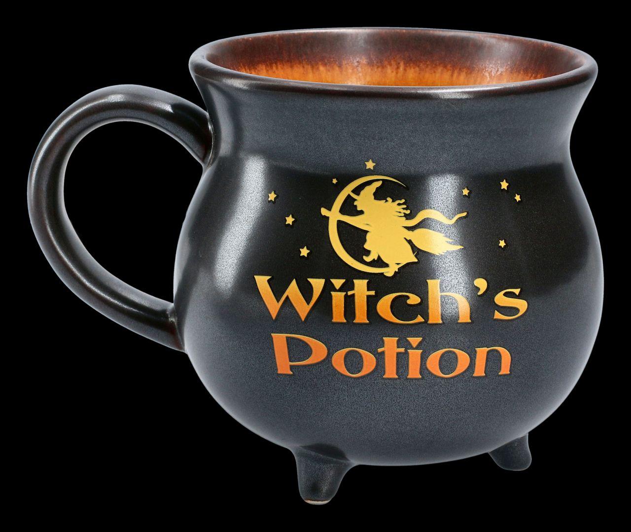 Tasse / Schüssel Hexenkessel XXL - Witch's Potion