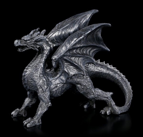 Drachen Figur - Dragon Watcher - klein