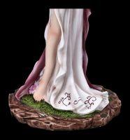 Elfen Figur - Mutter hält Baby - Freude