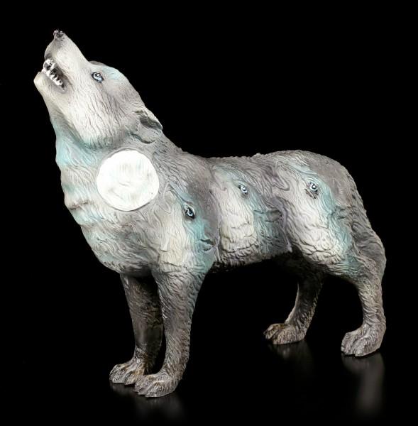 Wolf Spirit Figurine - Howling