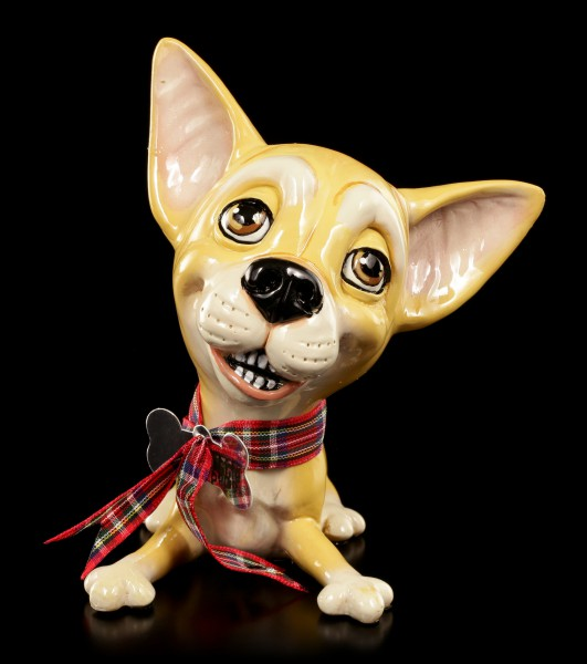 Dog Figurine - Chihuahua Baby - Little Paws