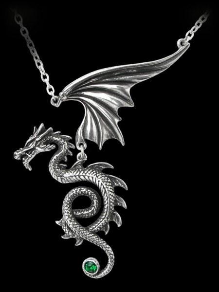 Bestia Regalis - Alchemy Gothic Pendant