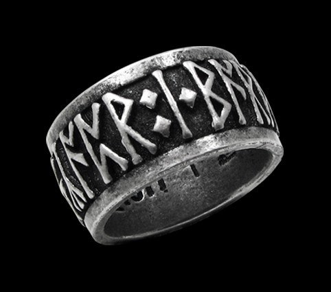 Alchemy Metal Wear - Ring - Runeband