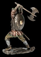 Viking Figurine with Battle Axe