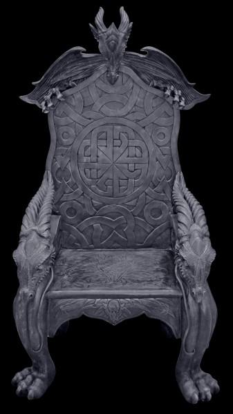 Dragon Throne - Gothic