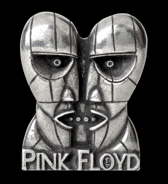 Pink Floyd Division Bell Pin Badge - Alchemy Rocks