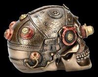 Steampunk Skull Box - Cranial Optic Enhancer