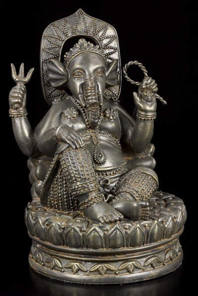 Buddha Gartenfigur - Ganesha