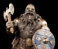Viking Figurine with Hatchet