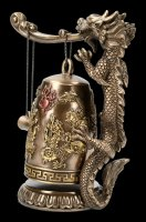 Feng Shui Dragon with Bell