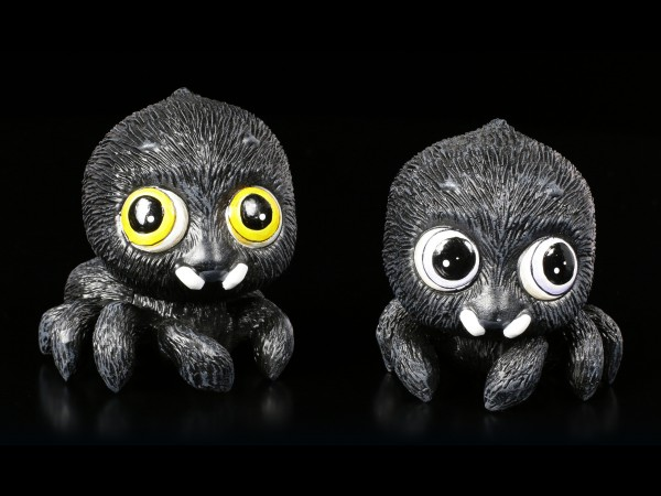 Spider Figurines - Incy and Wincy - Set of 2