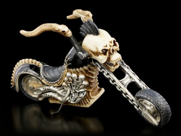 Skull Bike - Wheels of Anarchy - small