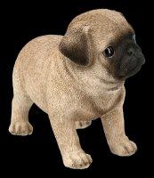 Dog Figurine - Pug Puppy