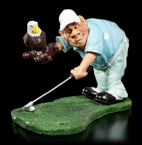 Golf Player Figurine - Eagle Putt