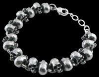 Killing Fields - Alchemy Skull Bracelet
