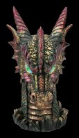 Dragon Head Bust - Sharok