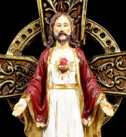 Holy Water Font - Sacred Heart of Jesus