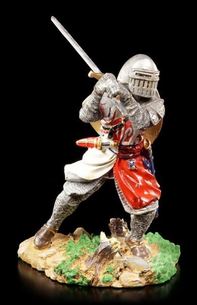 Ritter Figur - Florentiner mit Schwert