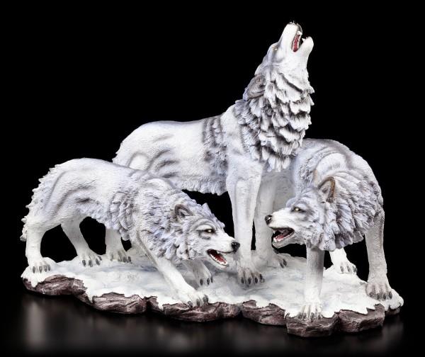 Shadow Wolf Figur - Das Rudel