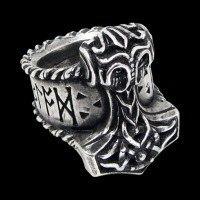 Thor's Runehammer - Alchemy Metal Wear - Ring