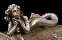 Meerjungfrau Schatulle