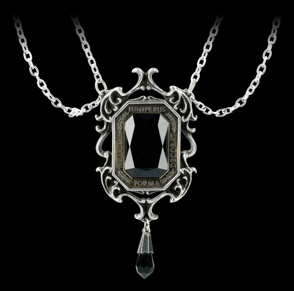 Alchemy Gothic Necklace - Baroque Beauty