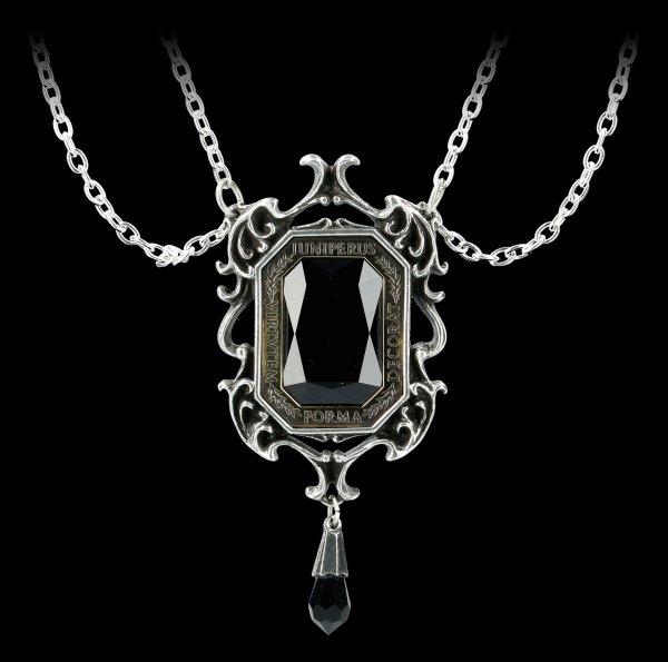 Alchemy Gothic Halskette - Baroque Beauty